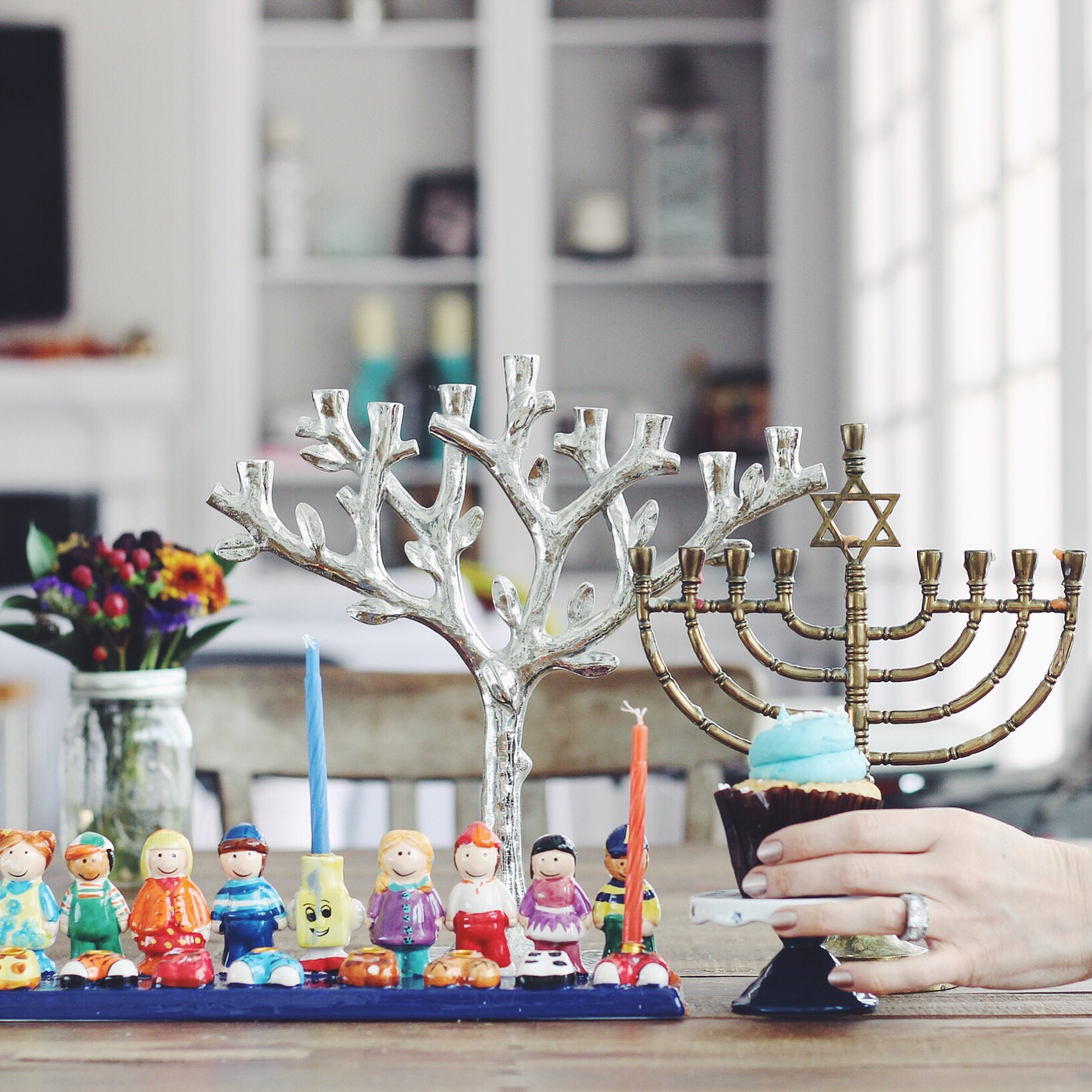 Holidays Our Way: How We Celebrate Chanukah