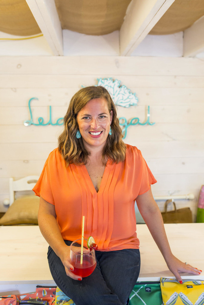 10 Questions with Small Business Owner Maggie of Lelandgal | Read more at blog.cuteheads.com