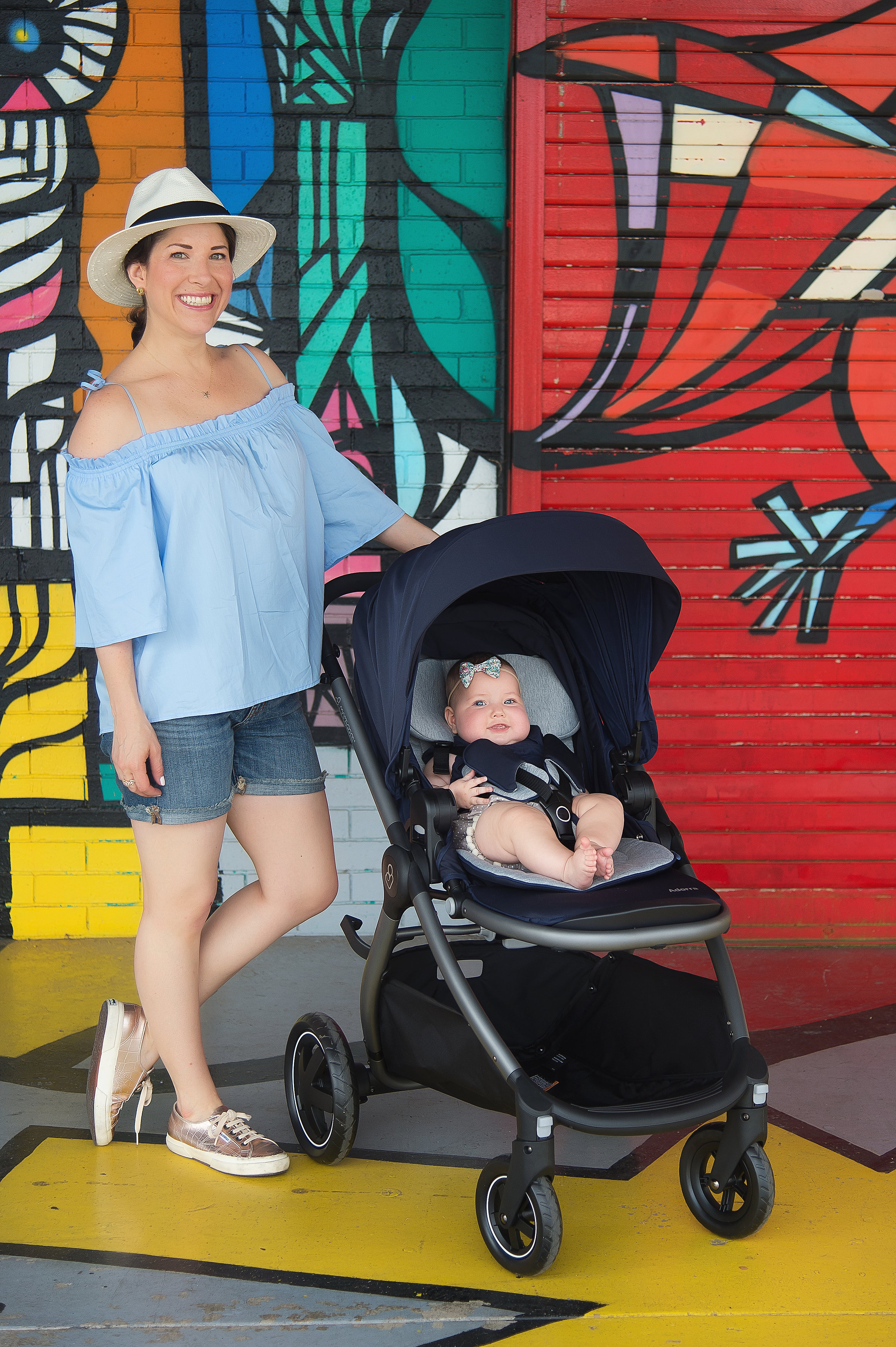 Adorra Travel System From Maxi Cosi Carseat Giveaway
