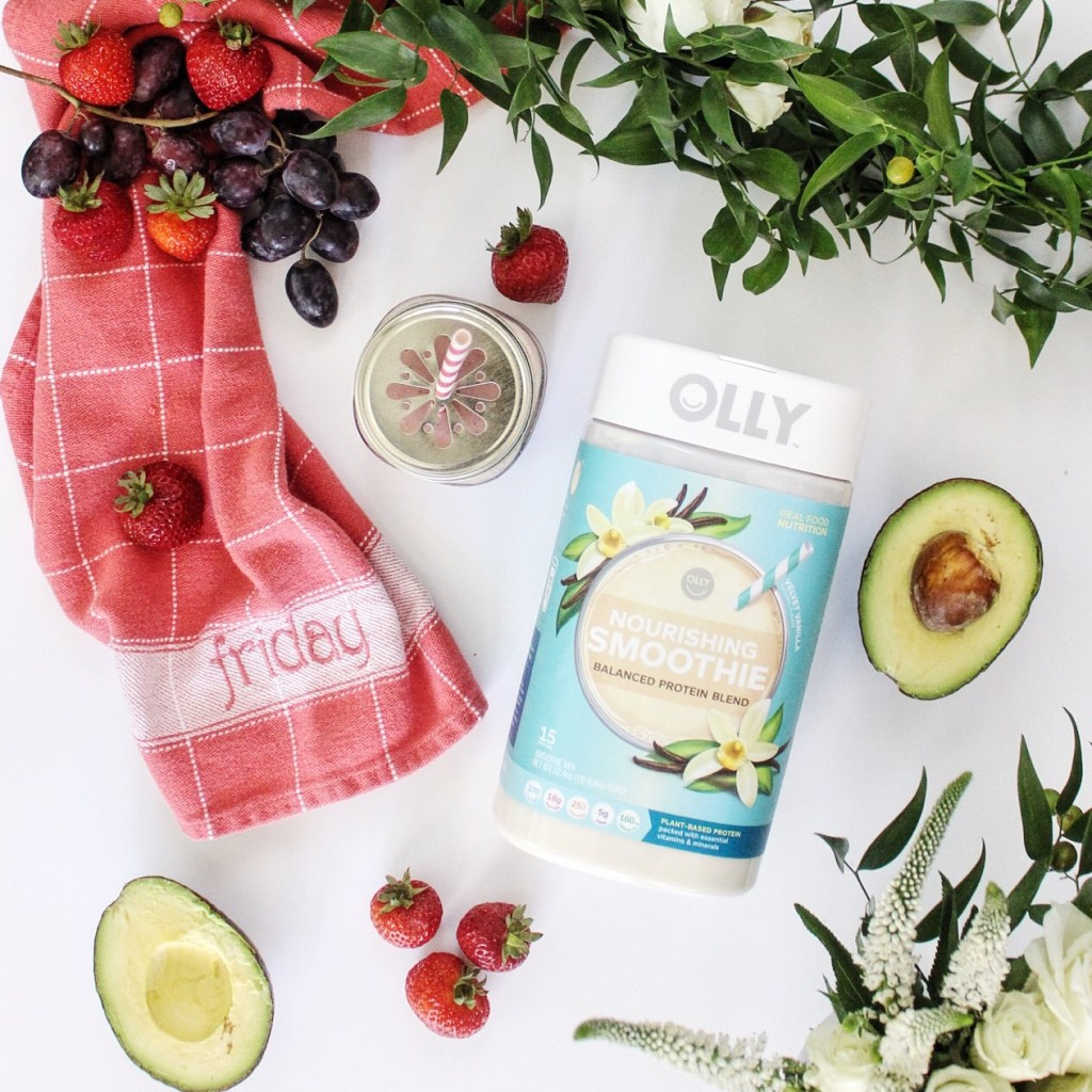 My Secret Weapon for the Perfect Smoothie... OLLY Nutrition! Click through to read more.