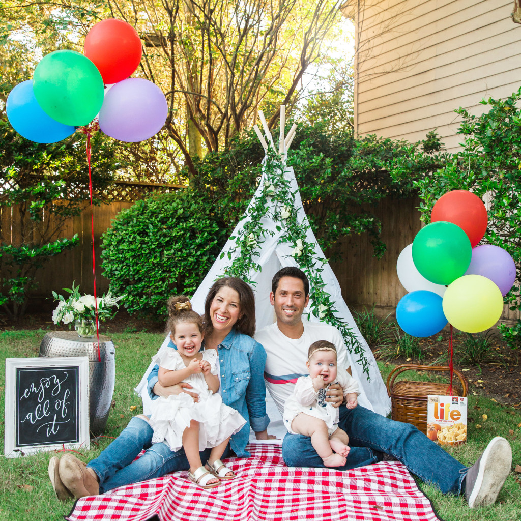 Our Backyard Picnic: Making the Most of Everyday Moments ...
