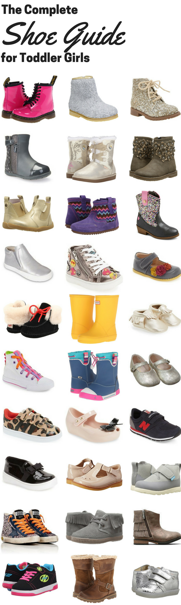 The Complete Guide to Cute Kids Shoes for Fall