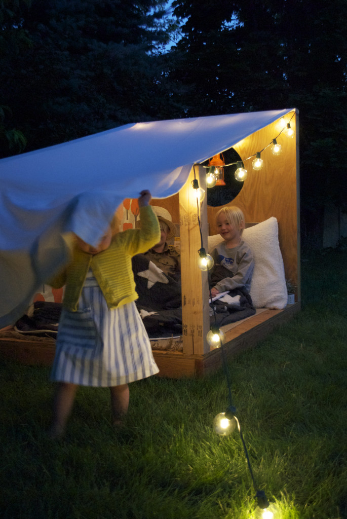 Outdoor clubhouse |These Cool Kids Rooms Are So Amazing, You'll Want Them for Yourself
