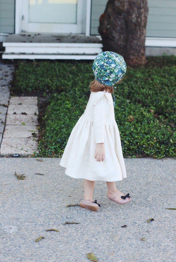 Cuteheads Brynn Dress with Mini Melissa Shoes | Shop the complete guide to cute kids shoes