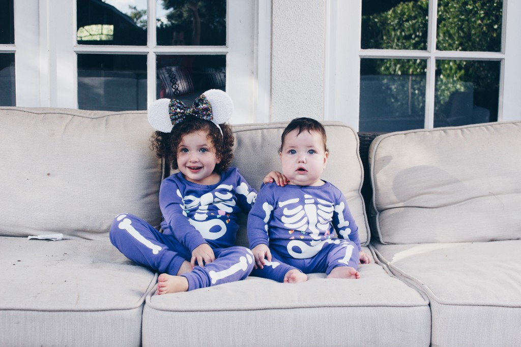 Cutest bone pajamas from Carters