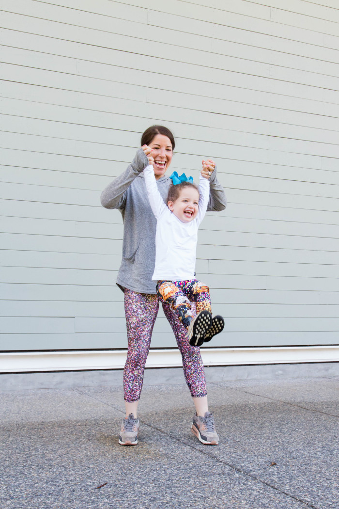 Losing the Baby Weight: The Best Workout Clothes for New Moms