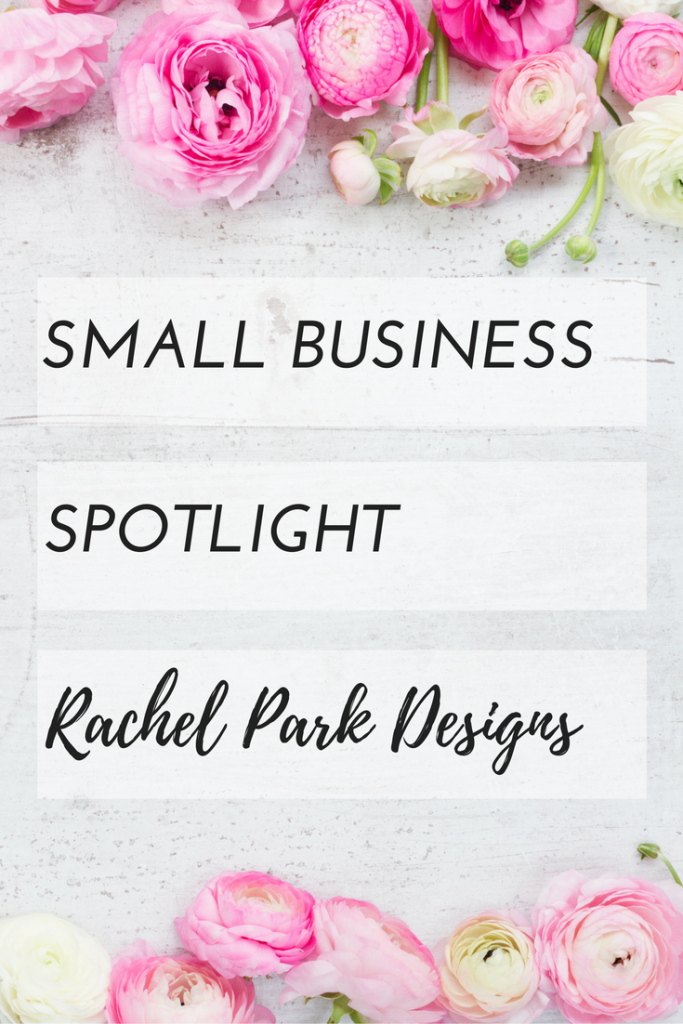 Small Business Spotlight: Rachel Park of Rachel Park Designs. Learn how to start your own creative small business at blog.cuteheads.com.