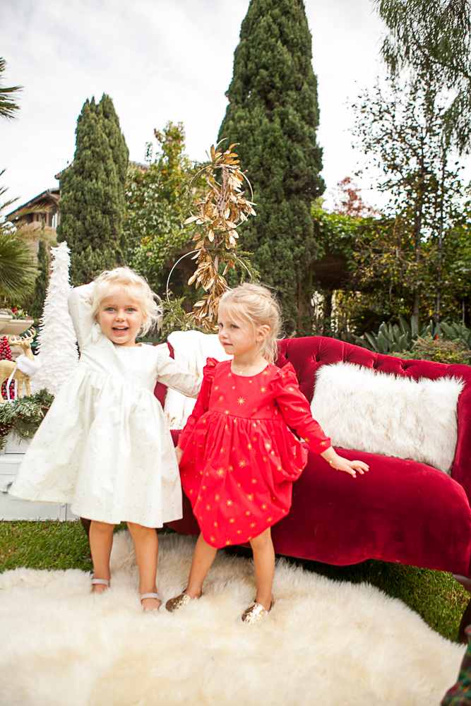 Christmas Photo Ideas For Kids Christmas Styled Shoot The Cuteness