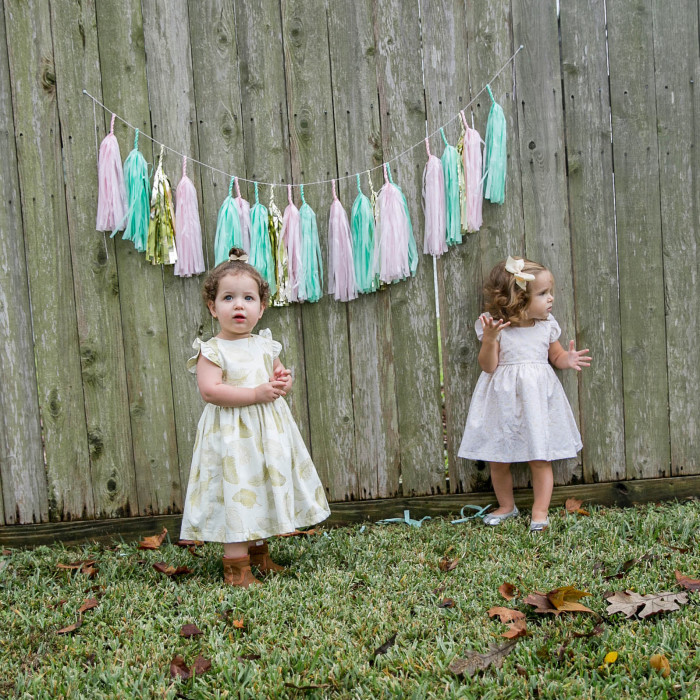 Small Business Spotlight: Glam Fete | Learn how one mama is balancing it all, raising 4 kids and running her party decor business