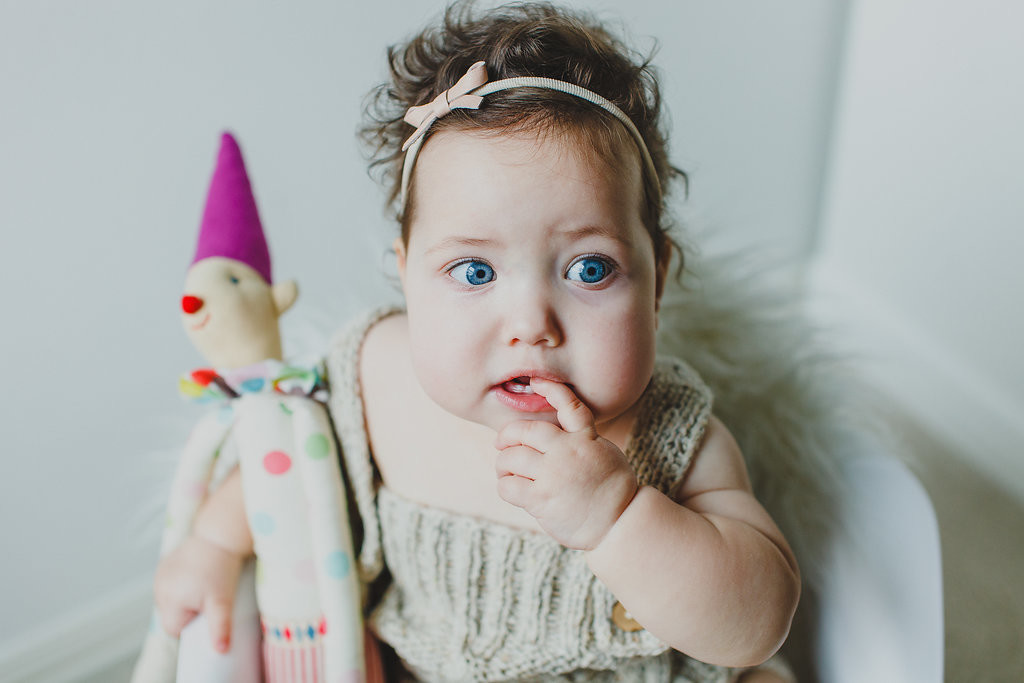 An Open Letter to Our One Year Old Daughter, Tova Hannah