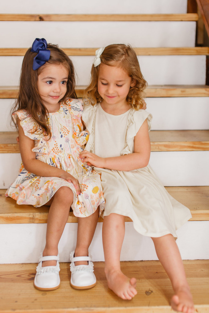 cotton jersey dresses for toddlers