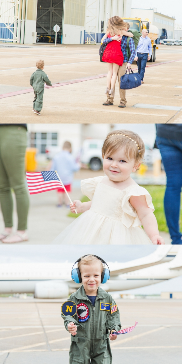 The sweetest military homecoming ever will have you in tears! Click to see this gorgeous family reunite after 6 months apart.