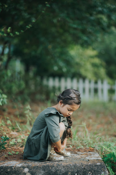 How to Wear Fall's Army Green Trend // The Olive dress from cuteheads.com