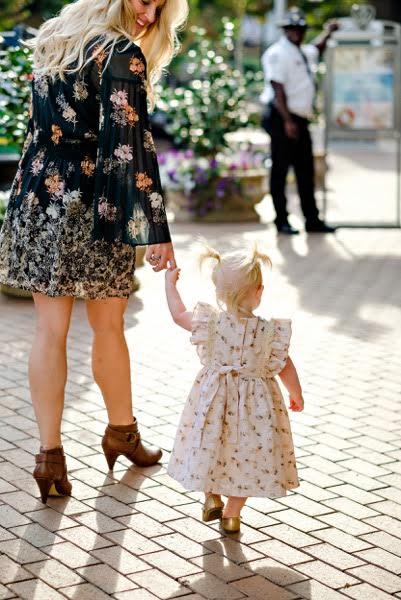 cuteheads abigail dress jessica happily hughes mother daughter photos 2