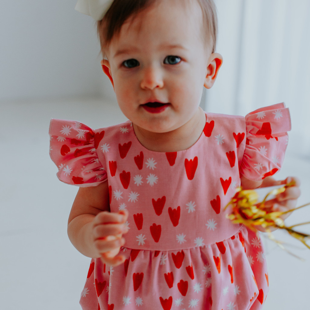 Our Favorite Valentine S Day Outfits For A Baby Girl The Cuteness