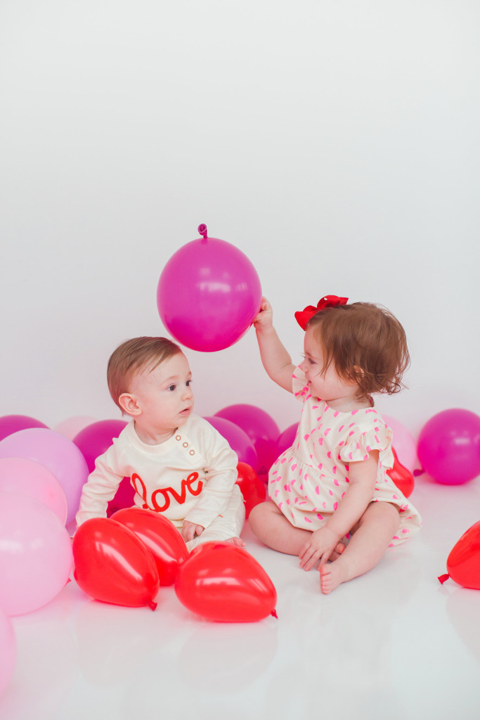 The Sweetest Valentine's Day Styled Photoshoot | shop the outfit at cuteheads.com
