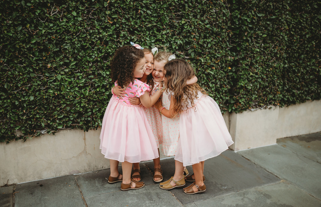 pink tulle dresses for girls -- cuteheads.com