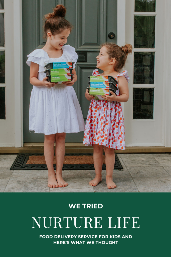 Nurture Life Review: We tried Nurture Life food delivery for kids, see what we thought!