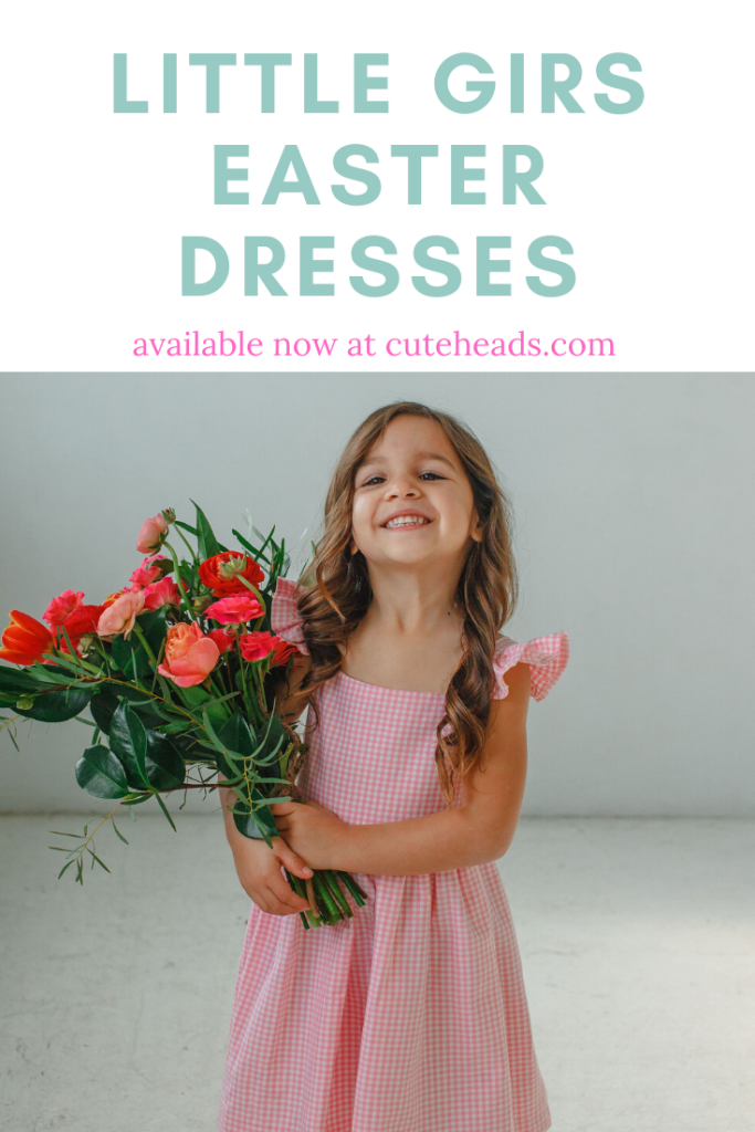 Little Girls Easter Dresses Your Daughter Will Love -- cuteheads.com