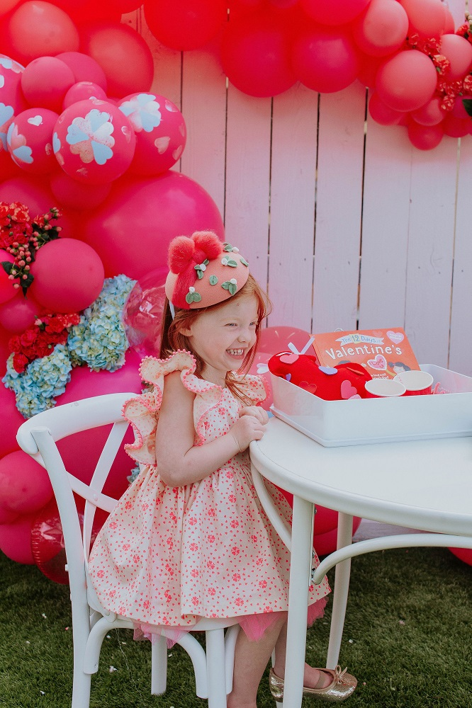 Valentine's Day party outfit ideas